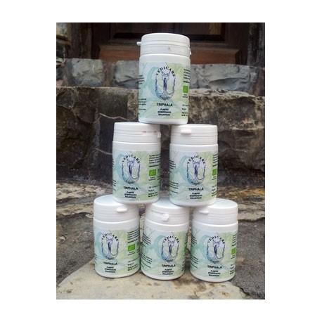 Organic Triphala 6 jars treatment
