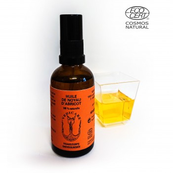 Bitter Almond Apricot Oil